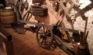 Woldzigt graanmuseum ploeg