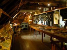 Woldzigt graanmuseum overzicht