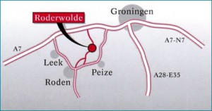 Woldzigt route