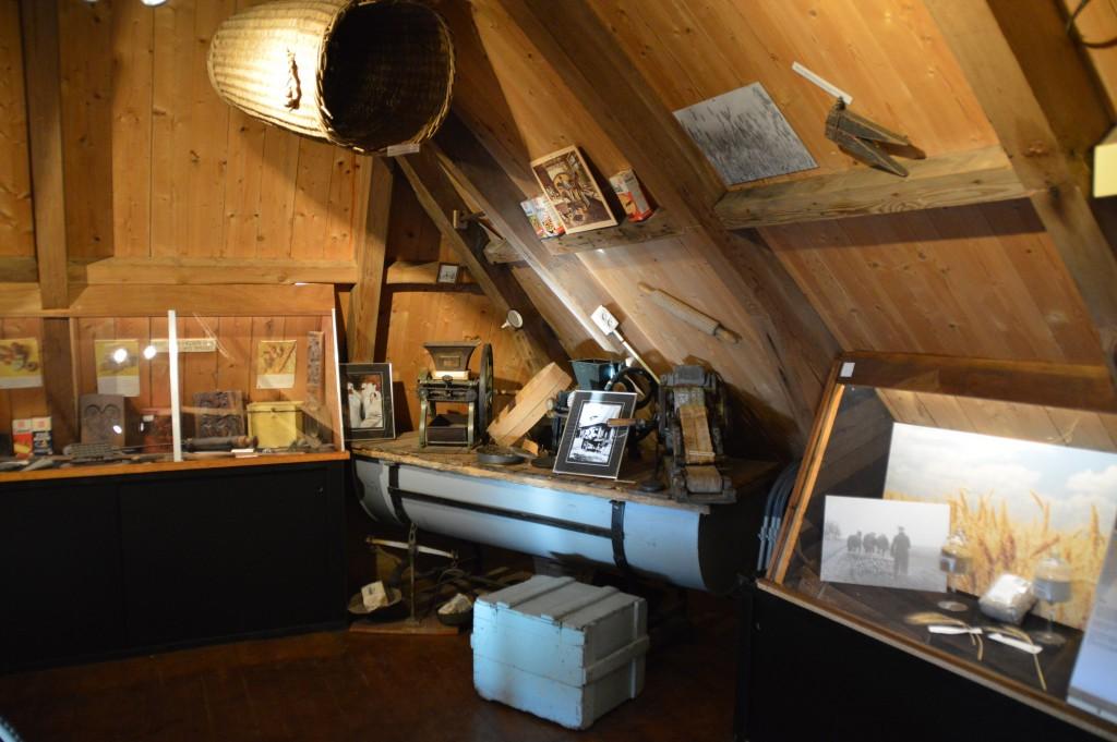 Woldzigt / Nederlands Graanmuseum. NW zijde