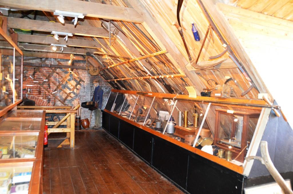 Woldzigt - Nederlands Graanmuseum. ZO zijde
