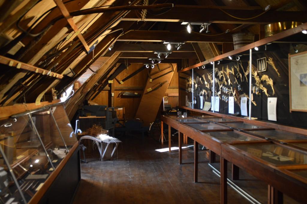 Woldzigt - Nederlands Graanmuseum. ZW zijde