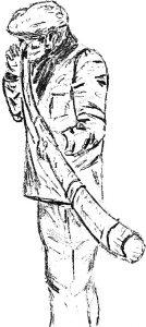 Woldzigt - midwinterhoorn blazen
